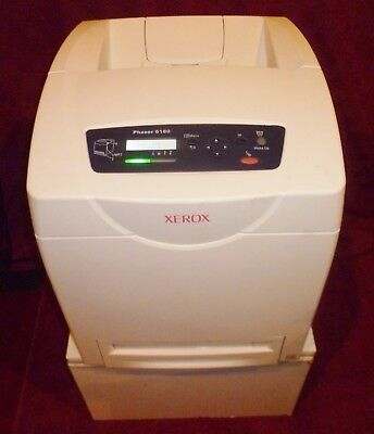 Xerox Phaser 6180 Color Printer, 5141 Impressions POR Local Pickup Only, used for sale  Los Angeles