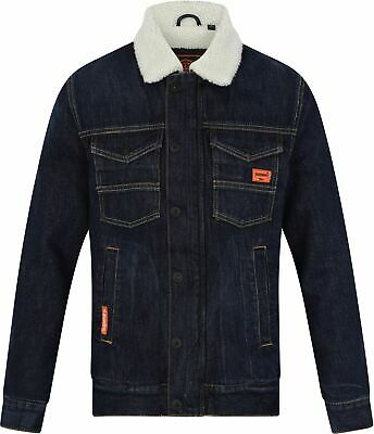 Superdry Hacienda Denim Trucker Jacket