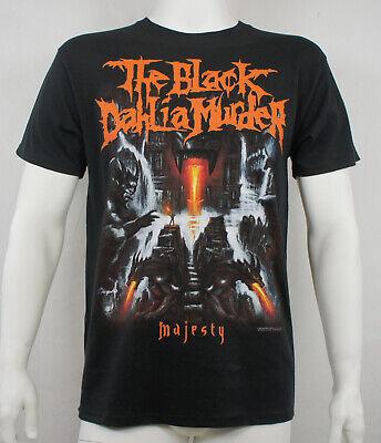 Authentic THE BLACK DAHLIA MURDER Majesty Metal Blade T-Shirt S-3XL NEW Black Dahlia Murder Metal Blade
