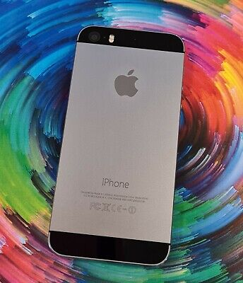 Apple iPhone 5S 16GB Unlocked Space Grey Average Condition