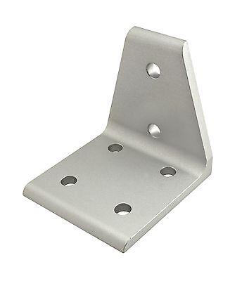8020 Inc T-slot Aluminum 6 Hole Center Inside Bracket 40 Series 40-4311 N
