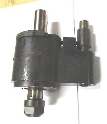 Tapmatic Rdic 50 Self Reversing Tapping Head 12 Capacity Reverse Collet Holder