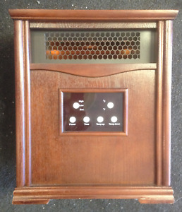 SOLD  --  LifeSmart infrared heater