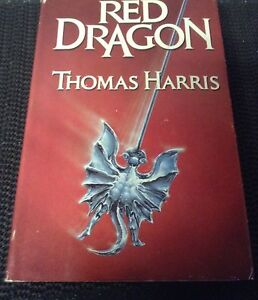 Red Dragon - First Edition - Hardcover Book
