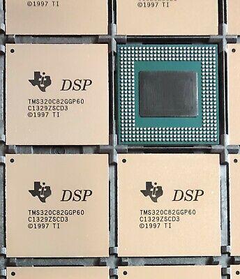 Ti Tms320c82ggp60 Mixed Signal Processor Ic Pbga352 New Qty.1