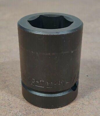 Wright Tool 8840 Impact Socket 1 Drive 6-point 1-14