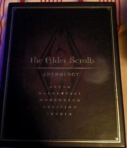 Elder Scrolls PC boxset (games up to and including skyrim