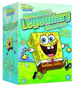 Spongebob Square Pants : Legendary Boxset (DVD)