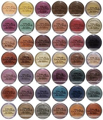 TRUE COLORS* Mica Minerals EYE SHADOW Stackable PIGMENT Loose Powder*YOU CHOOSE* - Minerals Loose Shadow