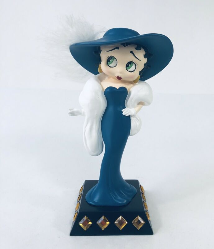 Danbury Mint Betty Boop Glamour Girl Collector Figurine 1996