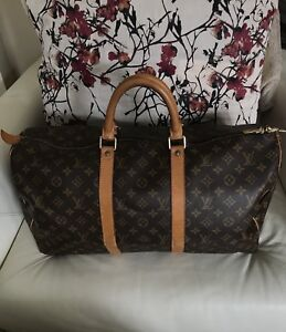 ***Authentic Louis Vuitton Keepall 50***