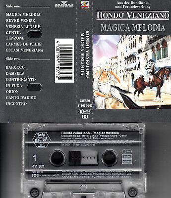 RONDO VENEZIANO - Magica Melodia > MC , baby 1991