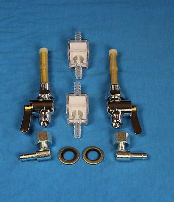 PETROL TAPS 38 GASBSP THREAD INC SPIGOTS AND SEALS  BSA A10  BSA A
