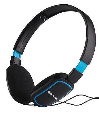 GRUNDIG Stereokopfhörer Heim-Audio & HiFi MP3 CD TV DJ Kopfhörer schwarz o. weiß Cd Mp3 Tv
