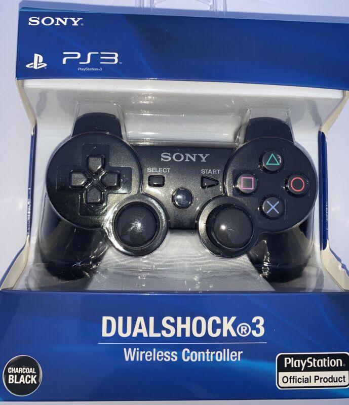 Sony PlayStation Dualshock 3 Controller - Black