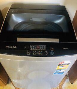 Heller washing machine HWM8TL 8kg