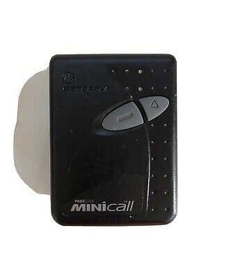 VINTAGE MOTOROLA PAGE ONE MINI CALL PAGER