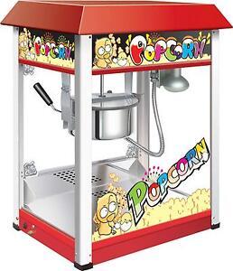 popcorn machine ebay