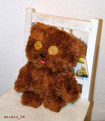 Minion Minions der Teddy von König Bob - Tim der Bär Plüsch Plüschtier 28cm NEU