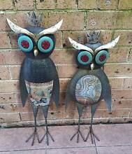 Decorative Owls Caringbah Sutherland Area Preview
