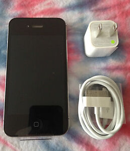 New-Apple-iPhone-4-8GB-Black-Verizon-Smartphone-Clean-ESN-Apple-Warranty