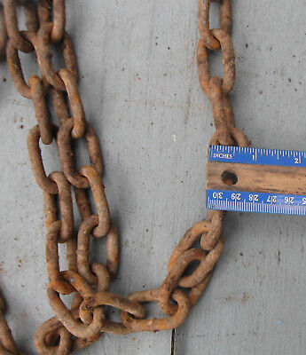 10 Rigging Chainliftingrigging Towing Logging Heavy Duty With 2 Clips