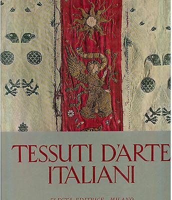 SANTANGELO ANTONINO TESSUTI D'ARTE ITALIANI  ELECTA 1963