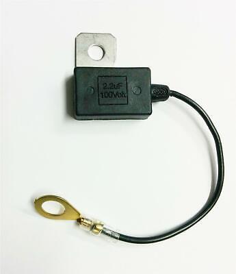 Car Radio Noise Interference Alternator Suppressor 2.2μF Mf - Classic Vintage