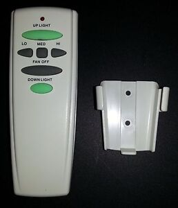 Genuine Hampton Bay Ceiling Fan Remote Control UC7078T With Up Down Light EBay