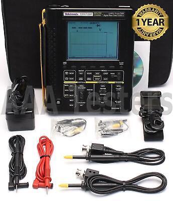 Tektronix Tekscope Ths720p 100mhz Dual Channel Oscilloscope Ths720