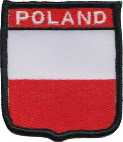 Poland Federal Embroidered Patch