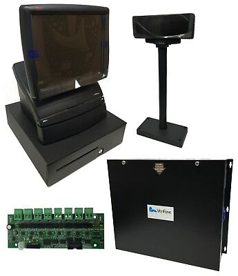 New Verifone Ruby Ci Ruby 2 Commander With Forecourt Cash Drawer Display