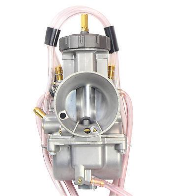 PWK38 38mm PWK Carburetor Carb for Keihin Dirt KTM 250 250SX 250EXC 96-99