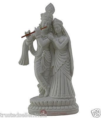 9 Shirdi Sai Baba Statue Handmade Of White Poly Marble Home Decor