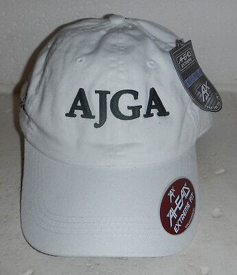 Nwt American Junior Golf Association Ajga Logo Laredo Energy Baseball Hat Cap