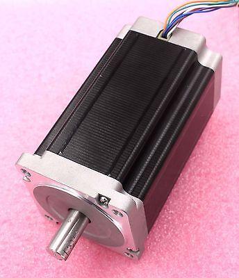 34h610h - Nema34 Single Shaft 4.5a1666oz-in Stepper Motor