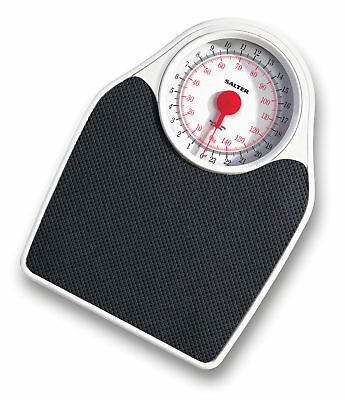 Salter Doctors Style Mechanical Bathroom Scales - 15yr Guarantee