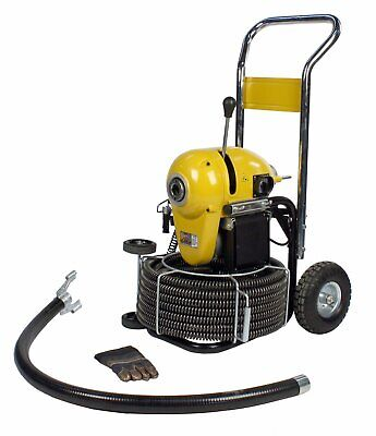 Steel Dragon Tools K1500a Sewer Line Drain Cleaning Machine Fits Ridgid Cable