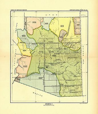 150 maps AMERICAN INDIAN LAND CESSIONS BUREAU ETHNOLOGY RESERVATIONS DVD