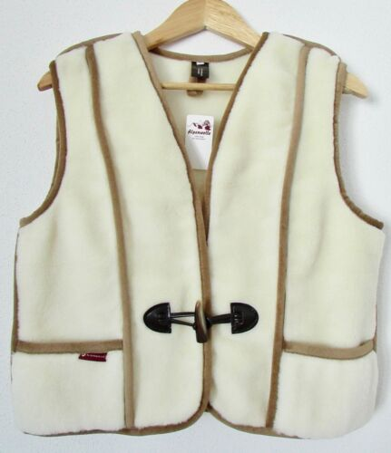 Ladies Gilet, Luxury Wool Vest, Traditional Costume Cashmere Woven Superwash