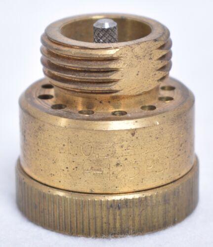 """WATTS 8A Brass Vacuum Breaker 1"""""""