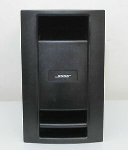 New Bose Lifestyle 28 Series III  Subwoofer Black Dual Voltage 100-240