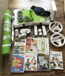WII BUNDLE LOOKING TO SELL ASAP