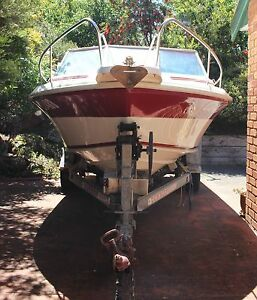 1992 Caribbean Belmont Boat Sunbury Hume Area Preview