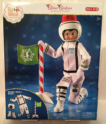 The Elf on the Shelf Clausmonaut Claus Couture Collection NIB