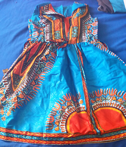 African  print  dress Perth Perth City Area Preview
