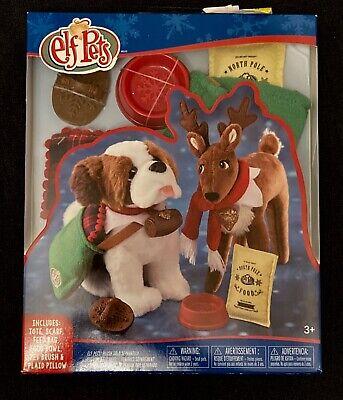 Elf On The Shelf Elf Pets Good Tidings Accessories Set NEW