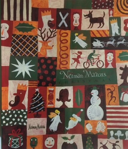 THE CHRISTMAS BOOK 1998 NEIMAN MARCUS Fashion and Gift Catalog