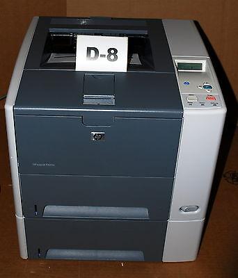 HP LaserJet P3005x Drucker nur 18460 S. 33ppm 1200dpi 80MB USB LAN, 1A ~D-8~ Hp Laserjet 1200 Drucker