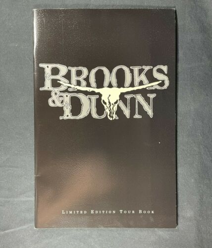 Brooks and Dunn Tour Program